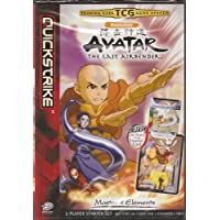 Nickelodeon Avatar: The Last Airbender Trading Card Game