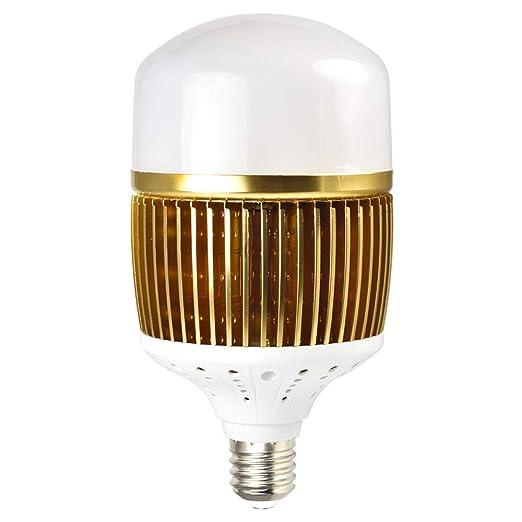 DASKOO CL-Q150W - Bombilla LED (E40, 1200 W, 150 W,