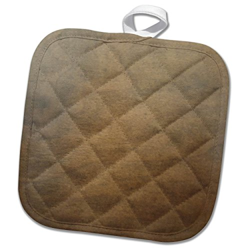 3dRose TDSwhite – Miscellaneous Photography - Smooth Wood Photo - 8x8 Potholder (phl_285300_1) by 3dRose (Image #2)