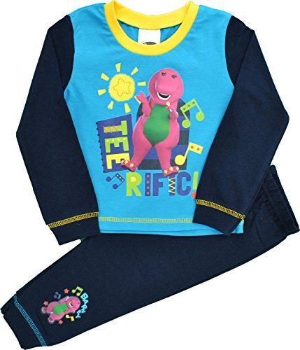 Review Boys Girls Barney The
