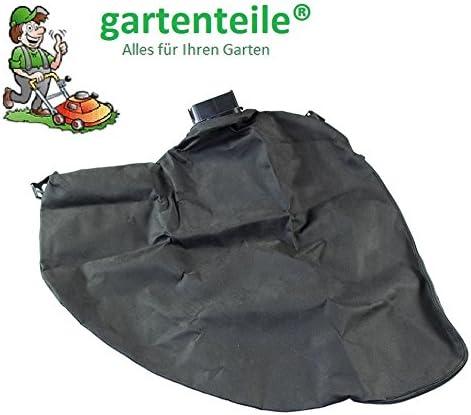 Bolsas para aspirador de hojas adecuadas para soplador de hojas eléctrico Grizzly Gartenmeister BVN 2500. Bolsa colectora para aspirador con conector cuadrado y cremallera para vaciar.: Amazon.es: Jardín