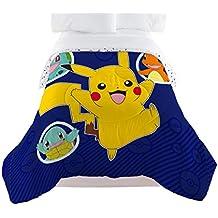 Pokemon Pika Pikachu Twin Comforter