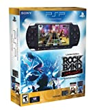 PlayStation Portable Limited Edition Rock Band Unplugged Entertainment Pack – Piano Black thumbnail