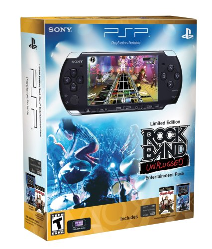 PlayStation Portable Limited Edition Rock Band Unplugged Entertainment Pack - Piano ()