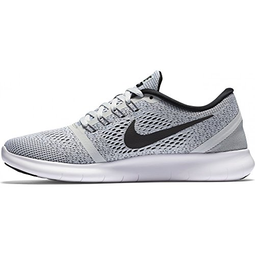 Nike Pure Men's White Rn Platinum Free Black qPUa7q