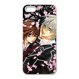 iPhone 4 4s Cell Phone Case White Vampire Knight CBVNDEA06759