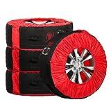 HEYNER 735100 SUV Premium Tyre Covers Tyre Bags
