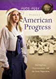 img - for American Progress: Battling Fear, Discrimination, and the Great Depression (Sisters in Time) book / textbook / text book