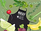 Homsolver Funny Apron Gifts for Men and Women