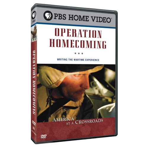 America at a Crossroads: Operation Homecoming - Writing the Wartime Experience (Edited for TV) by PBS