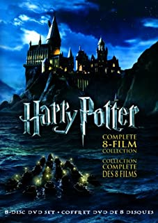 Harry Potter: The Complete 8-Film Collection (Bilingual) (B005Q6TB62) | Amazon Products