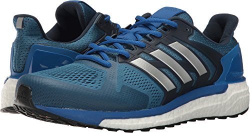 adidas Performance Men's Supernova ST m Running Shoe Core Blue/Metallic Silver/Blue 10.5 Medium US
