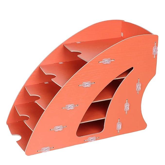 Archivadores con espiral Caja de archivo de papel A4, caja de ...