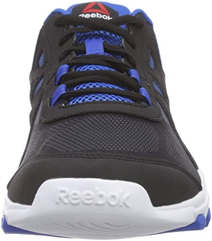 Reebok Sublite Train 4.0, Zapatillas de Deporte para Hombre, Negro/Gris/Azul/Blanco (Black/Ash Grey/Blue Sport/White), 38.5 EU: Amazon.es: Zapatos y complementos