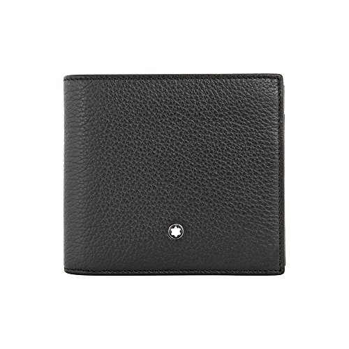 "Montblanc Women's Coin Pouch, Black, 10cm/3.94"""