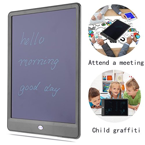 Hangang LCD Writing Tablet, Portable LCD Writing Board Can Be Used As Drawing Board Bulletin Board Family Note Daily Planner Learning Tools Gift For Kids, Student,Office Worker