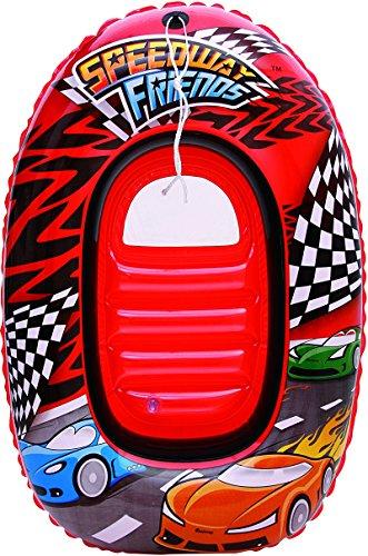 Bestway Kinderboot Speedway Friends, 102 x 69 cm