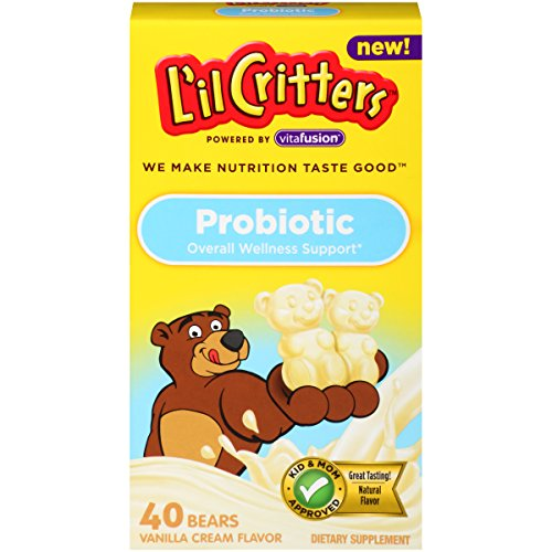 lil critters probiotics for kids - 1