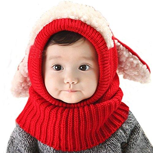 Chica Sombrero Rojo Guantes Bufanda Aisi Y Conjunto qZAwXn0S