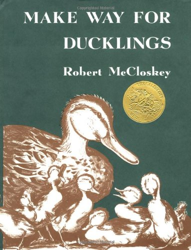 Make Way for Ducklings (Viking Kestrel picture books)
