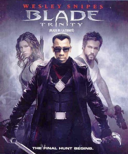 Blade: Trinity [Blu-ray] by 101 DISTRIBUTION