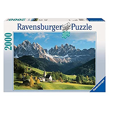 Ravensburger Italy's Dolomites - 2000 Piece Puzzle: Toys & Games