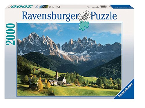 Ravensburger Italy's Dolomites - 2000 Piece Puzzle