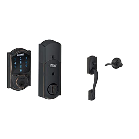 Amazon.com: Schlage Z-Wave Connect - Perno de salida con ...