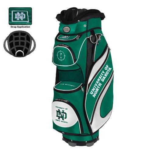 (Team Effort North Dakota The Bucket Cooler Cart Bag)
