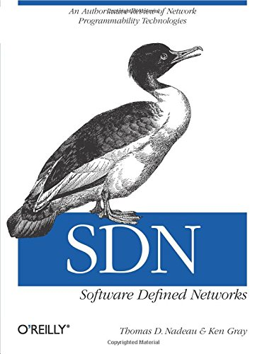 SDN: Software Defined Networks: An Authoritative Review of Network Programmability Technologies