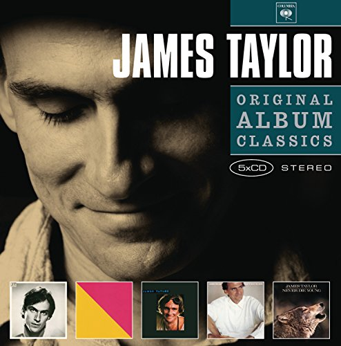 5cd Original Album Classics (Jt/Flag /Dad Loves His Work/That'S Why I'M H Ere/Never Die Young)