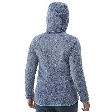 Chaqueta Polar para Mujer Millet Tekapo Hoodie W