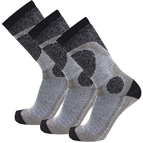 - Pure Athlete Elite Ski Socks for Boys and Girls - Kids Merino Wool Youth Snowboard