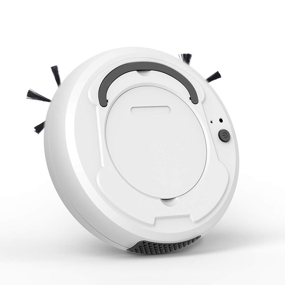 Acquisto ZHEDAN Robot Aspirapolvere, Smart MOP Angoli Pavimento Dust Cleaner Sweeper Lavaggio, Ricaricabile, Polvere di Sporcizia Spazzatrice Automatica, per L'Ufficio Domestico Prezzo offerta