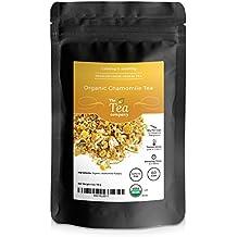 Organic Chamomile Herbal Tea by The Tea Company Bulk 4 oz