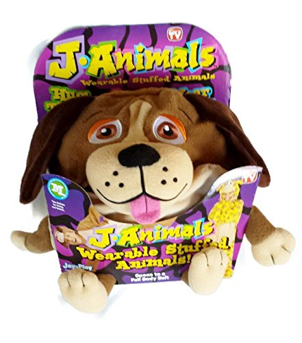 Jay at Play - J Animals Dog Wearable Stuffed Animals Puppy Costume Size (Bear Suit Costume For Dog)