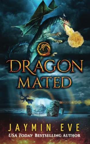 book cover of Dragon Mated
