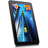 Sungale ID1032 10 tablet, Hi-resolution, 8 GB storage, capacitive touch screen, browser, email, video, music, social media, game, eBook, download apps from play store