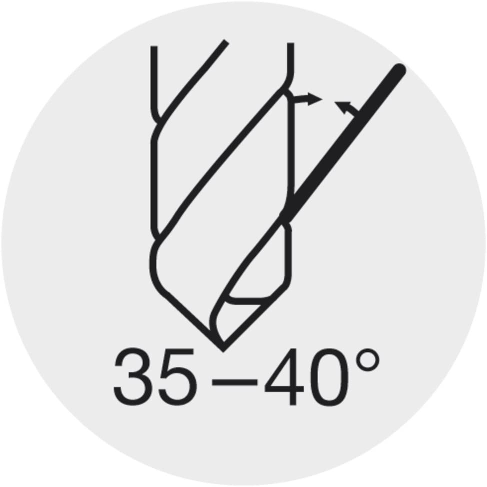 Forum 5,7/mm HSS forets D338/W 4317784904445