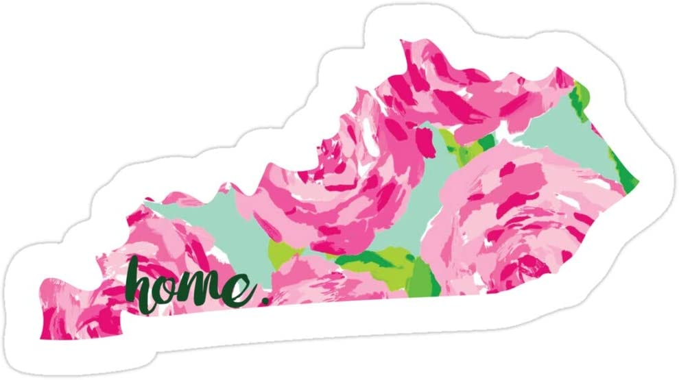Big Lens store My Old Kentucky Home Stickers (3 Pcs/Pack)
