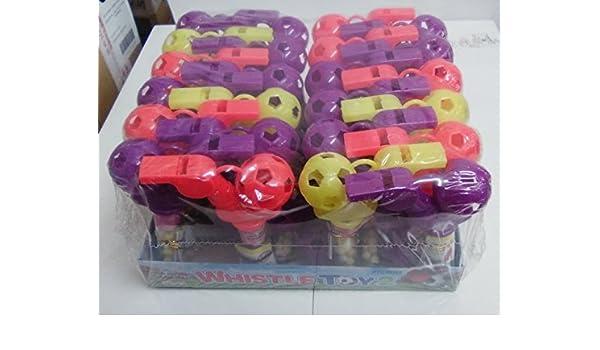 Fantasy-50385, whistle toy2, expositor con 30 unidades de silbato ...