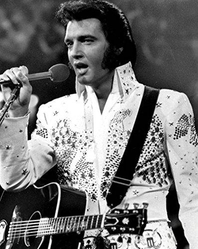 Sunshine boy Rock star poster the Elvis presley silk canvas wall art for living