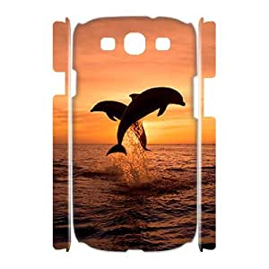 PCSTORE Phone Case Of Dolphin For Samsung Galaxy S3 I9300