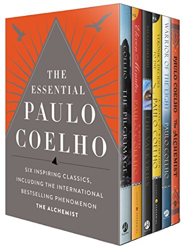 Book cover from The Essential Paulo Coelho by Paulo Coelho