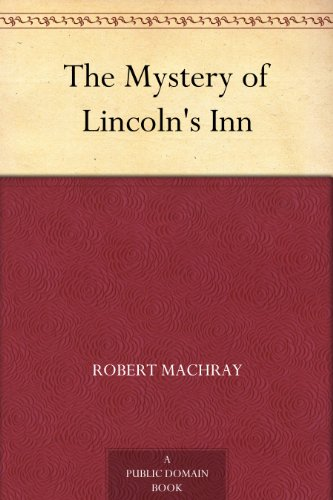Search : The Mystery of Lincoln's Inn