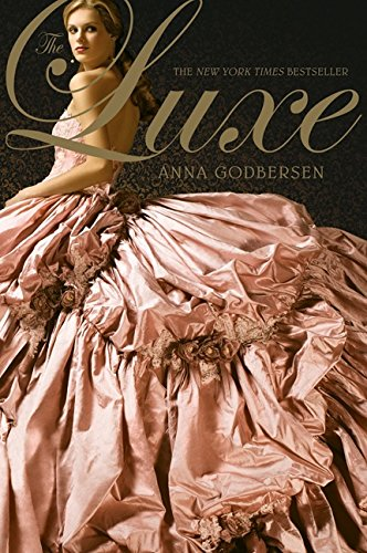 Book cover for The Luxe