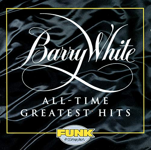 White Cassette Industries - Barry White : All-Time Greatest Hits