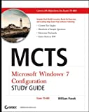 MCTS Windows 7 Configuration, William Panek, 0470568755
