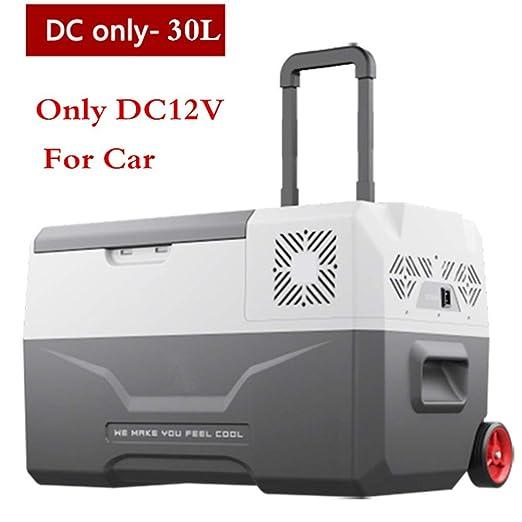 30L -20 Grados Congelador Mini Frigorífico 12V / 24V Compresor ...