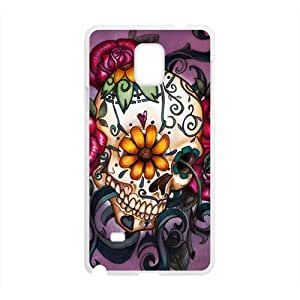 Zero The Skull Beauty Cell Phone Case for Samsung Galaxy Note4